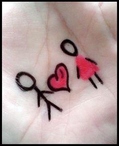 stick people in love (: <3  http://relationshipadvisorblog.blogspot.com/