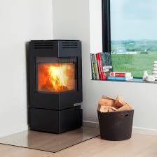 corner wood burning stoves - Google Search