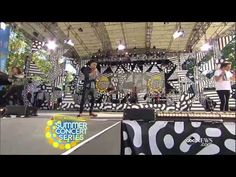 One Direction - No Control (Live in Good Morning America) One Direction Songs, Good Morning America, Take Me Home, Central Park, Artist At Work, Music Videos, Make It Yourself