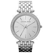 Next Macy's purchase?!? Michael Kors Watch, Women's Darci Stainless Steel Bracelet 39mm MK3190