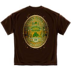 Emerald Society Police Shirt