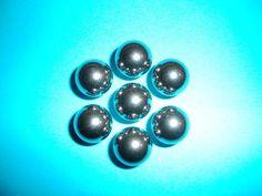 100 Stahlkugeln Kugeln Kugellagerkugeln 2mm / 2 mm