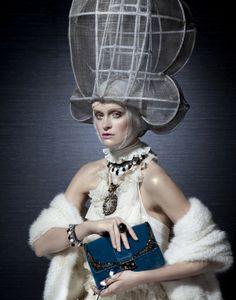 Vogue Accessory by Lucia Giacani, via Behance
