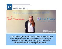 #Working #abroad #top #tips when #attending an #assessment #day #rep #kidsrep #replife #overseas #interview #relax #advice #newjob #newcareer #Summer16iscoming