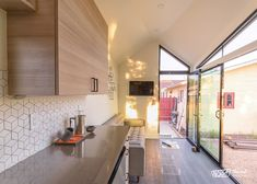 The Nest: a gorgeous modern tiny house available for rent in Phoenix, Arizona!