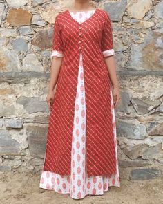 Shop from Indian Fashion Designer The Home Affair Kurti Designs Party Wear, Salwar Designs, Blouse Designs, Indian Gowns Dresses, Pakistani Dresses, Indian Outfits, Kalamkari Dresses, Kurta Patterns, Indian Designer Wear