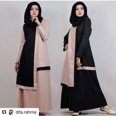 New Abaya Posted By #SubhanAbayas via Instagram. #Like This Page & #Share Your Favourite Design. #sharjah #dxb #abudhabi #dubai #mydubai #rasalkhaimah #ابوظبي #alain #العين #uae #دبي #emirates #الامارات #xdubai Niqab Fashion, Workwear Fashion, Women's Fashion Dresses, Skirt Fashion, Islamic Fashion, Muslim Fashion, Muslim Long Dress, Casual Hijab Outfit, Daily Dress