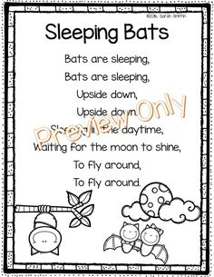 637 Best A Bunch of Preschool Poems images in 2019