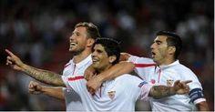 Sevilla golea al Mönchengladbach en su regreso a la Champions - No era una noche fácil, la UEFA Champions League volvía a Sevilla seis años después. Muchos recuerdos del pasado y enormes ganas de vivir experien...