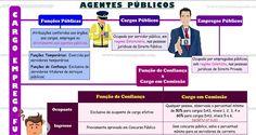 Clique para baixar - Mapa Mental Esquematizado de Direito Administrativo - Agentes Públicos em PDF