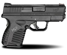 The XD-S handgun series has some of the best polymer-frame concealed carry pistols for both men and women. Visit Springfield Armory® today to learn more.