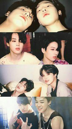 The evolution of Jungkook and Jimin 💜 Jikook, K Pop, Park Ji Min, Jimin Jungkook, Bts Bangtan Boy, Jung Kook, Foto Bts, Bts Memes, Bts Maknae Line