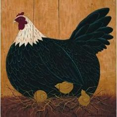 Warren Kimble ~ American Folk Art