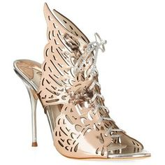 Sophia Webster Cherub Leather Sandal
