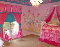 Now this is a princess room. Valances Pattern Design, Pictures, Remodel, Decor and Ideas - page 99