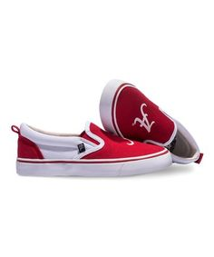 57901ba6aae79 Another great find on  zulily! Alabama Crimson Tide Slip-On Sneaker - Adult