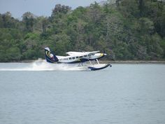 Remember Baloo from Talespin? Get a chance to baord the first ever commercial operation of sea plane services in India at Andamans. Havelock Island, Port Blair, Andaman And Nicobar Islands, Sea Plane, Plane Ride, Travel Information, Scuba Diving, Where To Go, Kayaking