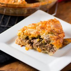Mexican Impossible Pie Recipe on Yummly. @yummly #recipe