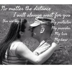 Military Army Quote Love