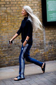 Like the adidas pants