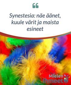 Synestesia: näe äänet, kuule värit ja maista esineet.  Tai heti #kun sinä kuulet #Beethovenin #sinfonian, kaikki ympärilläsi alkaa muuttua #siniseksi.