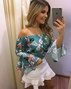 Hot Summer Outfits, Spring Outfits, Summer Dresses, Girl Fashion, Fashion Looks, Fashion Outfits, Womens Fashion, Sexy Skirt, Dress Skirt