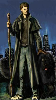 Harry and Mouse by TolmanCotton on deviantART