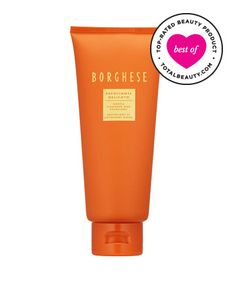 Best Face Cleanser No. 1: Borghese Esfoliante Delicato Gentle Cleanser and Exfoliant, $27