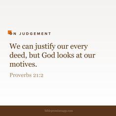 biblepromisesapp.com #judgement