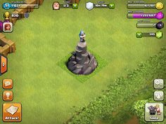 Dark Barracks - Clash Of Clans Guide Clas Of Clan, Best Defense, Cartoon House, Best Games, Game Design, Game Art, Projects To Try, 1