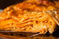 Vegan buffalo lasagna... In the slow cooker!