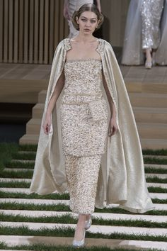 Chanel Spring 2016 Couture Collection