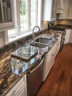 Rocky Mountain Granite Countertop from United States - StoneContact.com
