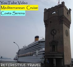 Western Mediterranean Cruise on Costa Serena Packing For A Cruise, Cruise Tips, Costa Serena, Civitavecchia Italy, Travel Photos, Travel Tips, Alaskan Cruise, Naples Italy, Shore Excursions