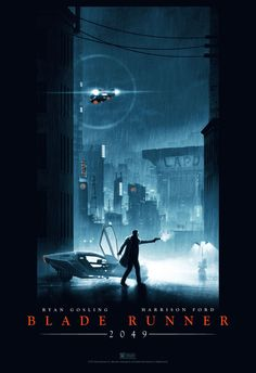 These AwesomeBlade Runner 2049 Posters Will Be Free at New York Comic Con