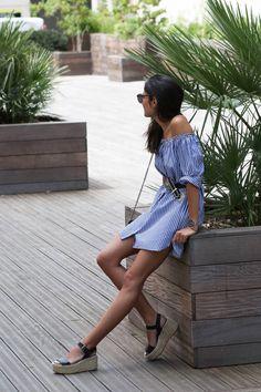 blog mode robe chemise tendance été 2016 zara
