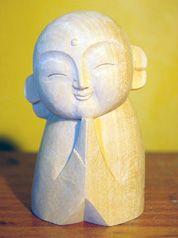 mizuko - jizo statues