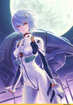 Rei Ayanami / смешные картинки и другие приколы: комиксы, гиф анимация, видео…