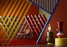 tendance-Dulux-Colour-Forecast-2017-entwine-huskdesignblog | interior styling | interior stylist | color trends | color trends 2017 | trends 2017 | colorful styling | colorful objects | colorful design | dulux colour forecast 2017 | Bree Leech | Heather Nette King | Entwine