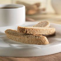 Cinnamon Breakfast Biscotti! Cream of Wheat is simply good food for the body & soul! creamofwheat.com #healthy #breakfast #biscotti #homecooking #creamofwheat #cooking #yummy