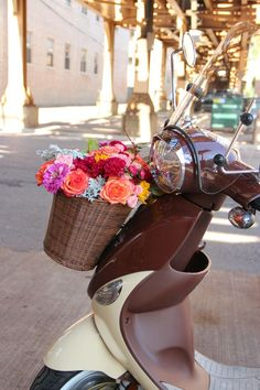 basket for genuine buddy scooter - Google Search