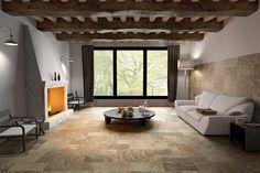 Is this travertine or tile? I'll let you keep guessing! #tile #tiles #travertine #porcelaintile #italiantile #turkishtravertine #ilovetiles #flooring #naturallooktile #travertinetile #designthinking #interiordesign #homeimprovement #homeremodel #hgtv #houzz #fixerupper