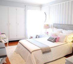 Light greys and soft linen   Lisete's bedroom   live from IKEA FAMILY
