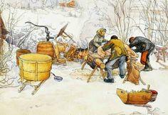 Carl Larsson, leven en werken