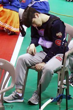 sleepy Hyuk, Vixx,