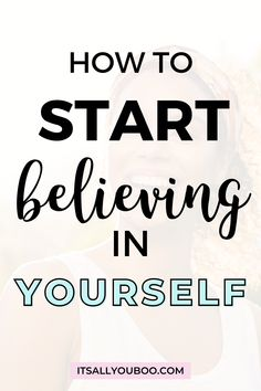 Want to know how to believe in yourself? Ready to start trusting yourself again? Believing in yourself is the secret to success. Click here for 7 ways to start believing in yourself when no one else does. No matter what challenges you are facing. Love, trust and have confidence in YOU, you are more capable, more powerful than you could ever imagine. By believing in yourself, build your own self-esteem so you can unlock your potential and can achieve your goals or dreams. How To Better Yourself, Live For Yourself, Finding Yourself, Self Improvement Tips, Subconscious Mind, Self Care Routine, Self Discovery, Journal Prompts, Life Purpose