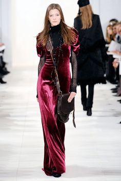 Ralph Lauren Fall 2010 Ready-to-Wear Fashion Show - Yulia Kharlapanova