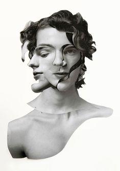El finísimo trabajo de Ernesto Artillo ya es de por sí precioso, pero encima poder ver como crea los collages es todo un lujazo. . . . — Ernesto Artillo