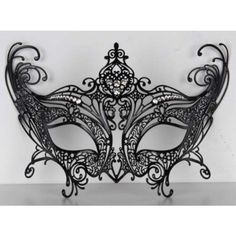 A Masquerade Costume | Masks found on Polyvore