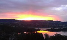 Everyday Bergen: Winter Sunrise